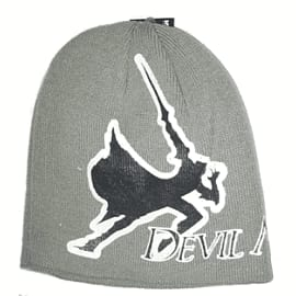 Grey Devil May Cry Creed Beanie - Neca Clothing and Merchandise