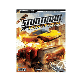 Stuntman: Ignition Strategy Guide Strategy Guides and Books
