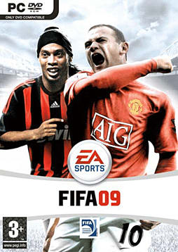 FIFA 09 PC Games and Downloads Cover Art