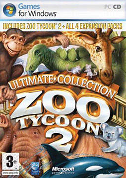 Zoo Tycoon 2: Ultimate Collection PC Games and Downloads Cover Art