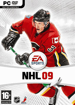 NHL 09 PC Games and Downloads Cover Art