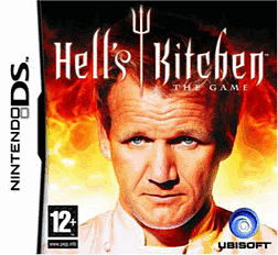 Hells Kitchen DSi and DS Lite