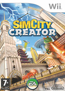 SimCity Creator Wii Cover Art