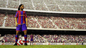 FIFA 09 screen shot 1