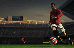 FIFA 09 screen shot 3