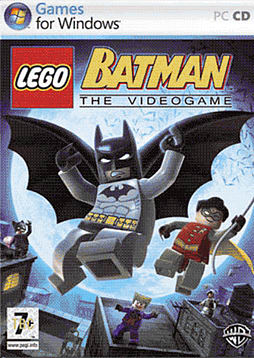 LEGO Batman: The Video Game PC Games and Downloads Cover Art