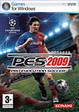 Pro Evolution Soccer 2009 PC Games and Downloads