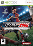 Pro Evolution Soccer 2009 Xbox 360