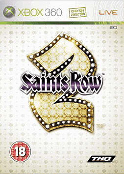 Saints Row 2 Limited Edition Xbox 360