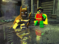 LEGO Batman: The Video Game screen shot 1
