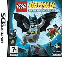 LEGO Batman: The Video Game DSi and DS Lite Cover Art