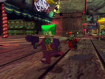 LEGO Batman: The Video Game screen shot 6