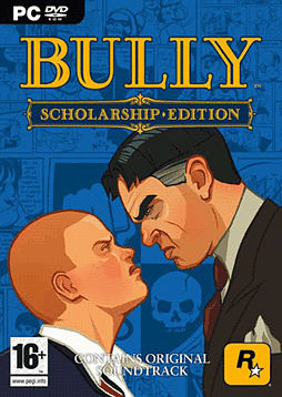 Bully: Scholarship Edition PC Games and Downloads Cover Art