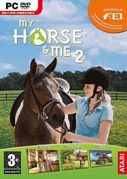 My Horse and Me 2 PC Games and Downloads Cover Art