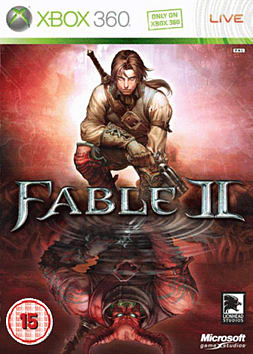 Fable II Xbox 360 Cover Art