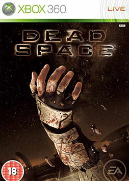 Dead Space Xbox 360 Cover Art