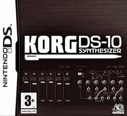 Korg: DS-10 DSi and DS Lite