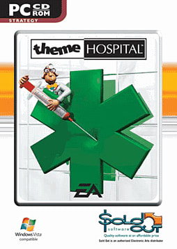 Theme Hospital PC Games and Downloads Cover Art