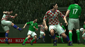 Pro Evolution Soccer 2009 screen shot 2