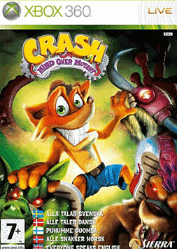 Crash Bandicoot: Mind over Mutant Xbox 360