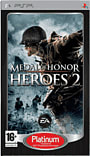 Medal of Honour 2 Platinum PSP