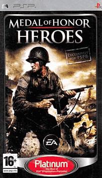 Medal of Honor: Heroes (Platinum) PSP