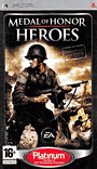 Medal of Honor: Heroes (Platinum) PSP