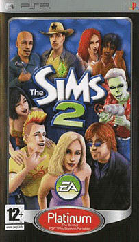 The Sims 2 (Platinum) PSP