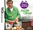 Whats cooking? Jamie Oliver DSi and DS Lite