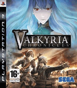 Valkyria Chronicles PlayStation 3 Cover Art