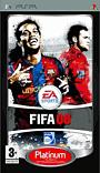 FIFA 08: Platinum PSP