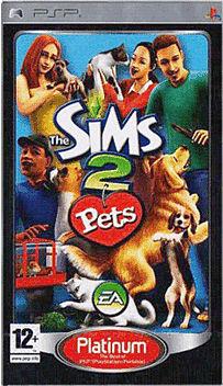 The Sims 2: Pets (Platinum) PSP