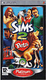 The Sims 2: Pets (Platinum) PSP