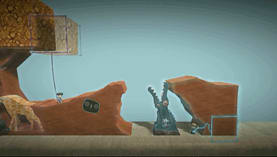 LittleBigPlanet screen shot 4