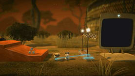 LittleBigPlanet screen shot 7