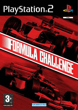 Formula Challenge PlayStation 2