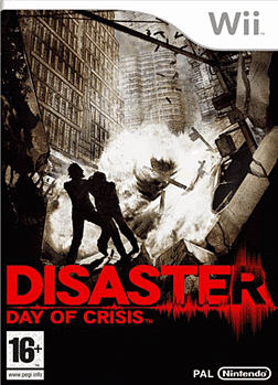 Disaster: Day of Crisis Wii Cover Art