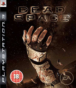 Dead Space PlayStation 3 Cover Art