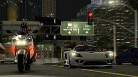 Midnight Club: Los Angeles screen shot 1