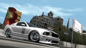 Midnight Club: Los Angeles screen shot 3