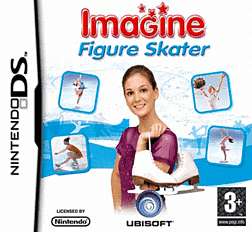 Imagine Figure Skater DSi and DS Lite Cover Art