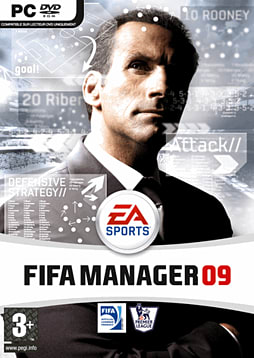 Fifa Manager 09 PC Games and Downloads Cover Art