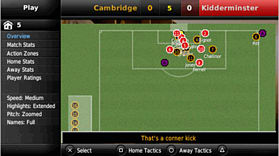 Fifa Manager 09 screen shot 1