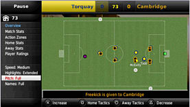 Fifa Manager 09 screen shot 2