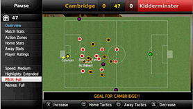 Fifa Manager 09 screen shot 3