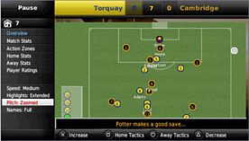 Fifa Manager 09 screen shot 6