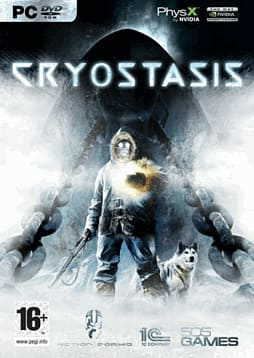Cryostasis: Sleep of Reason PC Games and Downloads Cover Art
