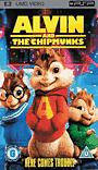 Alvin and the Chipmunks PSP