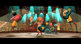 Wii Music (Wii Balance Board Compatible) screen shot 2