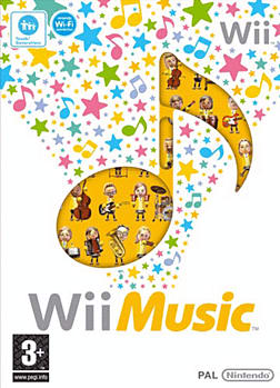 Wii Music (Wii Balance Board Compatible) Wii Cover Art